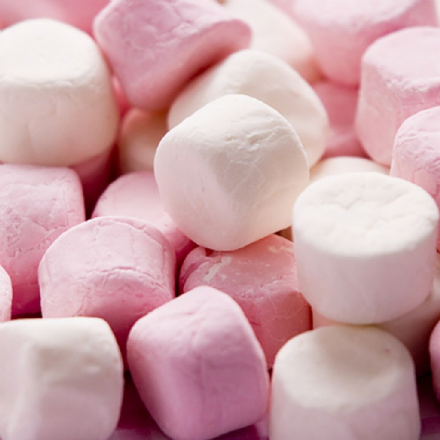 Marshmallow Scented Wax Melts - Soft, Sweet Type Fragrance